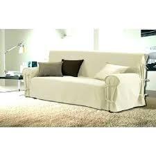 canapé d angle en cuir blanc housse canape cuir changer housse canape fauteuil 3suisses alinea