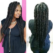 grey marley braid 40 chic twist hairstyles for natural hair
