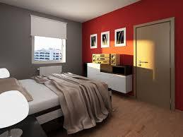cool flowers sofas painting orange house plant studio apartment