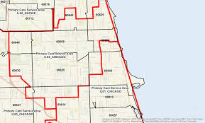 Chicago Zip Codes Map by More Granular Data On Healthcare Providers In Local Communities