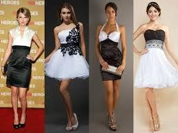 wedding u0026 dresses ideas black and white dresses trend