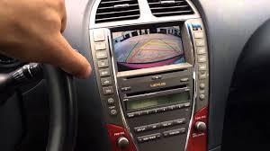 2007 lexus es 350 recall lexus es350 navigation installation in toronto flyaudio youtube
