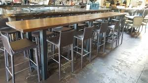 reclaimed wood pub table sets wooden reclaimed wood bar tables manufacturer popular table