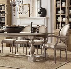 Restoration Hardware Dining Room Tables 97 Best House Dining Room Furniture Images On Pinterest Dining