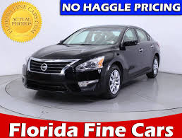 nissan altima won t start used 2014 nissan altima sedan for sale in miami fl 82658
