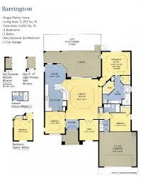Barrington Floor Plan The Plantation Floor Plans Genice Sloan U0026 Associates