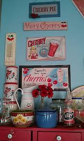 best 25 cherry kitchen decor ideas on pinterest cabinet top