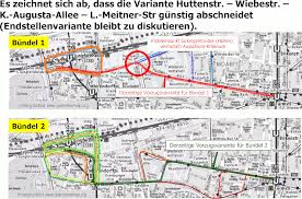 K He U Form G Stig Straßenbahnnetz Verlängerung über Die Turmstraße Hinaus Moabitonline