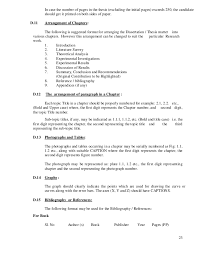 resume number of pages 2011 12 r u0026d guidelines