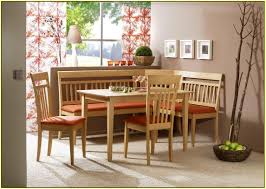 Dining Room Corner Table by Breakfast Nook Table Set Home Breakfast Ideas With Purple