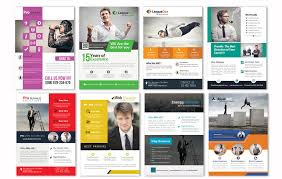 100 high quality business flyer templates only 17 mightydeals