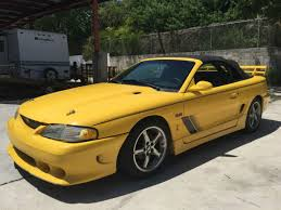 1994 ford mustang cobra specs 1994 ford mustang gt convertible 2 door 5 0l cobra saleen for sale
