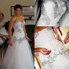 2015 new pnina tornai wedding dress vintage a line sweetheart