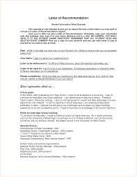 Academic Recommendation Letter Template by 6 Recommendation Letter Templates Outline Templates
