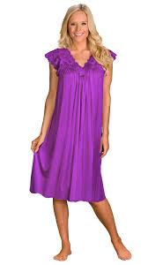 s cap sleeve nightgown shadowline