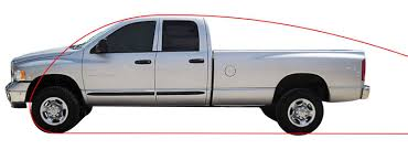 Dodge Ram Truck Caps - does a truck cap help wind flow page 3 airstream forums