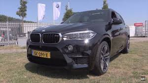 Bmw X5 2016 - bmw x5 m 2016 start up exhaust in depth review interior exterior