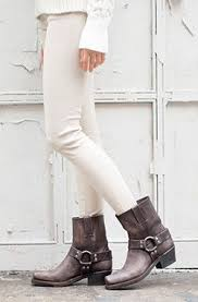 womens white boots size 9 21 best harness boots images on boot frye