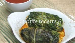 comment cuisiner des feuilles de blettes feuilles de blettes farcies aux aubergines 2 recette
