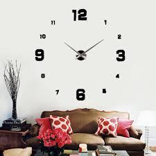 3d wall clock philippines wall clocks decoration