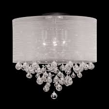 Crystal Flush Mount Lighting 20