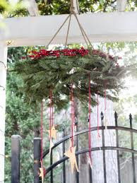 christmas wreath ideas hgtv