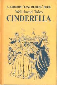 lady bird cinderella book