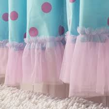 Turquoise Ruffle Curtains Window Curtain Style Picture More Detailed Picture About Princes