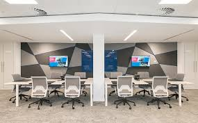 Network Interiors Network Rail U0027s Innovative New London Bridge Office Was Designed To