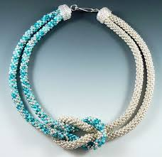 beads knots necklace images 1126 best kumihimo images bead jewellery jewelry jpg