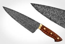 anthony bourdain on kitchen knives bob kramer damascus knives lumberjac