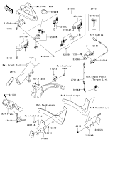2007 kawasaki vulcan 2000 classic lt vn2000f ignition switch locks