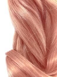 rose gold hair color rose gold hair colour hair extensions brazilian european hair bala