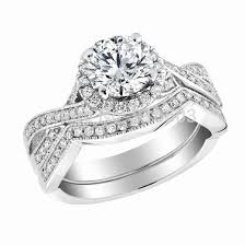 Wedding And Engagement Rings by Infinity Wedding Band Sets Lovely Infinity Vintage Engagement Ring