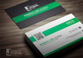 29 best qr code business card examples u0026 identity mockups free