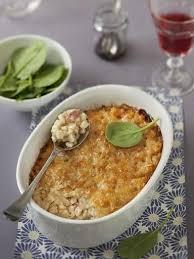 marmitons recettes cuisine gratin de crozets savoyard recette de cuisine marmiton une