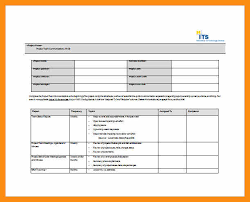 9 sample project plan template abstract sample