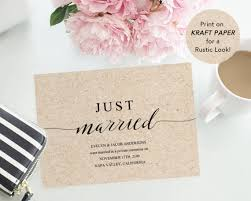 wedding announcement 14 wedding announcement card designs templates psd ai