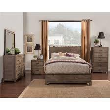 Bedroom Furniture Sydney by Alpine Furniture 1700 05 Sydney 5 Drawer Chest In Weathered Grey