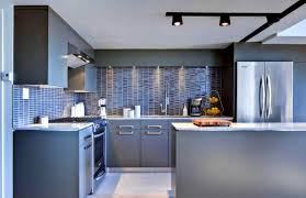 Blue Painted Kitchen Cabinets by Apartments Grey Cabinet Kitchen Astounding Have You Considered