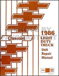 1986 gmc s15 chevy s10 wiring diagram original pickup truck blazer