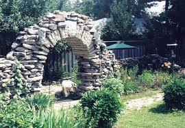 garden amazing and beautiful home garden design with stone