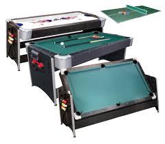3 in 1 air hockey table fat cat pockey 3 in 1 pool air hockey ping pong table at