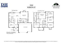 Floor Plans Of Homes Style Of Homes Driscoll Homes