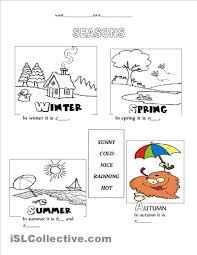 seasons worksheet free esl printable worksheets made by teachers