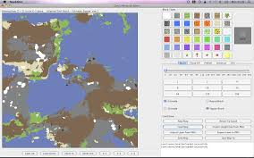 Flat World Map Minecraft by Omen V0 7 0 Minecraft Map Editor Minecraft Tools Mapping And