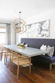 Dining Table With Banquette Best 25 Banquette Bench Ideas On Pinterest Kitchen Banquette