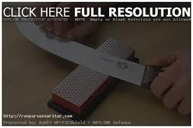 Sharpen Kitchen Knives Best Way To Sharpen Kitchen Knives Is The Best Way To Sharpen
