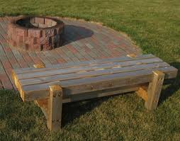 Firepit Benches Outdoor Pit Benches Outdoor Furniture Design And Ideas