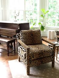 Leopard Armchair The Newest And Possibly The Best Idea I Ever Had Leopard Chairs